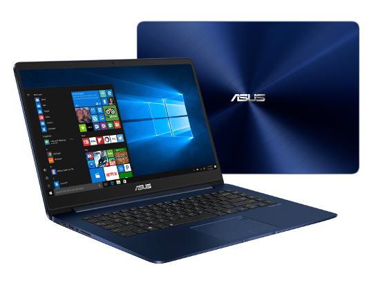 Vyhraj notebook Asus ZenBook UX530UQ